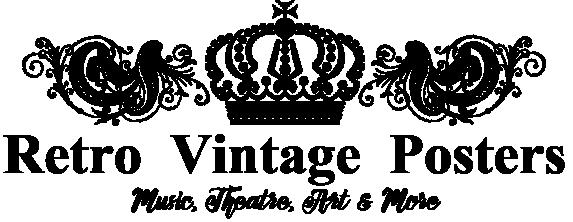 Retro Vintage Posters